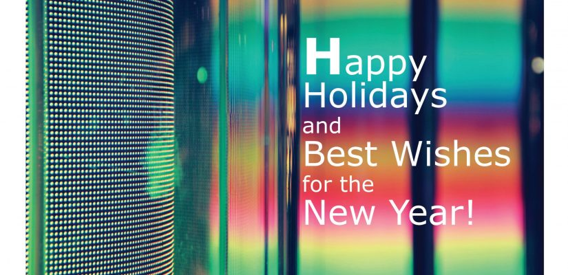 Happy Holiday + New Year!